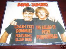 CRASH TEST DUMMIES BALLAD OF PETER PUMPKINHEAD PT 2 NEW