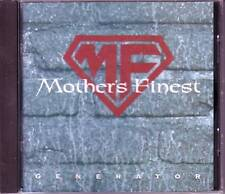 MOTHER'S FINEST Generator PROMO DJ CD Single Mothers 92