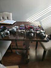 Camera Lot, Canon, Nikon And More