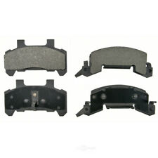 VGX MF289 Semi-Metallic Disc Brake Pad, Front