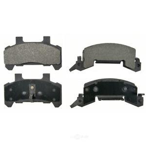 World Brake MKD289  Front Semi-Metallic Premium Disc Brake Pads