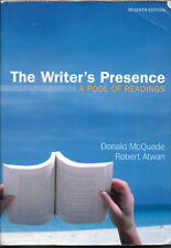 The Writer's Presence : A Pool of Readings by Donald McQuade & Robert Atwan (201