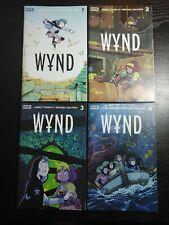 Wynd 1 2 3 4   2020   Boom!   James Tynion   High grade