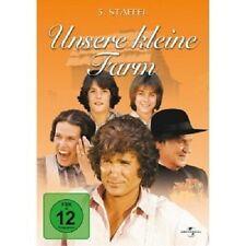 UNSERE KLEINE FARM S 5 - 6 DVD NEU MICHAEL LANDON,KAREN GRASSLE,MELISSA GILBERT