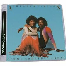 Ashford & Simpson - Gimme Something Real (Expanded Edition) bbr new remaster cd