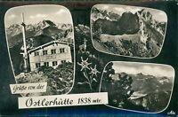 Ansichtskarte Ostlerhütte am Breitenberggipfel (Nr.9072)