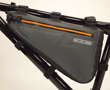 Ortlieb Frame Pack 4L Bicycle Triangle Bag Size M, Slate
