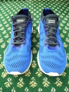 NEW BALANCE FUELCELL IMPULSE UK12.5 US13 EUR47.5 WIDE EE 2E RUNNING SHOE TRAINER