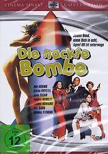 DVD NEU/OVP - Die nackte Bombe - Don Adams, Sylvia Kristel & Dana Elcar
