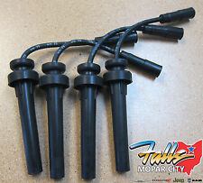 2001-2008 Chrysler Dodge PT Cruiser Caravan 2.4L Ignition Wire Set Mopar OEM