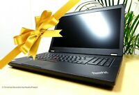 CAPTAIN NOTEBOOK: LENOVO THINKPAD P70  i7-6700HQ 16GB-RAM 512G FHD CAD-M600M DVD