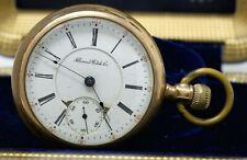 c. 1907 Illinois Grade 69 18s 17j Pocket Watch - Fahys Gold Filled Case - Runs