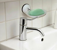 Soap dish / holder with suction cup caravan VW camper motorhome boat RV bathroom