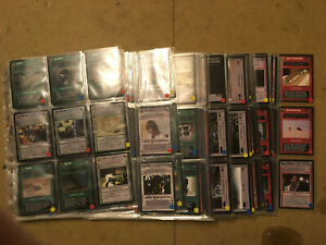 STAR WARS CCG PREMIERE LIMITED, COMPLETE 324 CARD SET