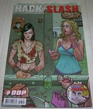 HACK/SLASH: THE SERIES #12 COVER B (DDP 2008) BUMP and MILK & CHEESE app (FN/VF)