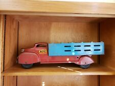 Vintage Radar Flash Pressed Steel Toy Truck By Murry Marx Wyandotte Toy Trucks