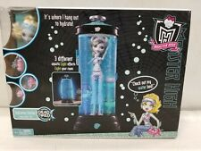 Monster High Dead Tired Lagoona Blue Hydration Station Bed Lights & Bubbles MH