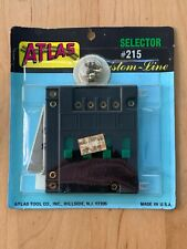 Vintage HO Scale Atlas #215 Custom Line Selector 4-Way Switch Factory Sealed NOS