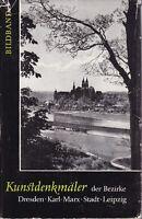 Kunstdenkmäler der Bezirke Dresden, Karl-Marx-Stadt (Chemnitz), Leipzig/Bildband