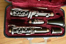 More details for vintage lark m4001 clarinet in case