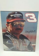 Dale Earnhardt Sr Picture Nascar on Board NIP #3 Ready To Hang GM Goodwrench