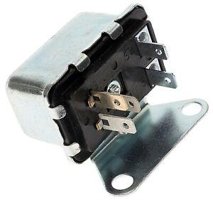 Temperature Control Relay fits 1971 GMC C15/C1500 Pickup,C15/C1500 Suburban,C25/