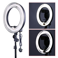 Neewer Studio Photo 400w 5500K Fluorescent Undimmable Ring Flash Light