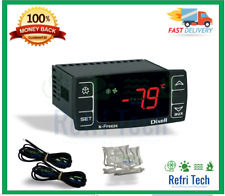 More details for dixell x-freeze xr06cx-5n0c1 controller 20a 2 x probes ntc - digital thermostat