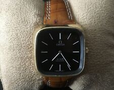 Genuine Vintage Watch OMEGA Deville Automatic For Men Dressing Watch