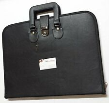 Masonic Regalia Apron & Chain Collar Case Deluxe Combination