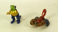 Transformers Beast Wars Scorponok & T-Rex Mc Donalds 1997 Kenner