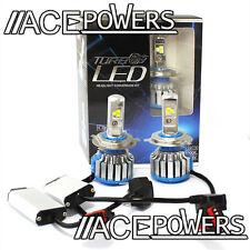 80W 8000LM CREE LED 9003/H4 Headlight Kit High/Low Beam Light Bulbs 6000K White