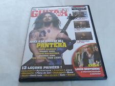 PANTERA - LOUIS BERIGNAC - GUITAR PART !!!!!!!! DVD !!!!!