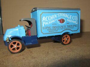 571Q 1985'S Matchbox Y30 England Mack AC 1920 Publicité Acorn Storage Co