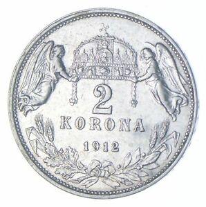 Better - 1912 Hungary 2 Korona - TC *787