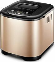 Yabano 650W Panificadora, 19 Programs Máquina De Hacer Pan con Dispensador,