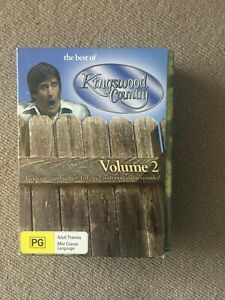 Kingswood Country Vol 2 (2006). 3-DVD Box Set, Vols 4, 5 and 6