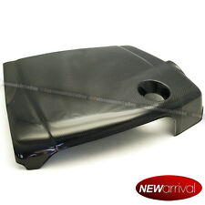 For 06-12 IS250 100% Real Carbon Fiber Engine Cover Replacement