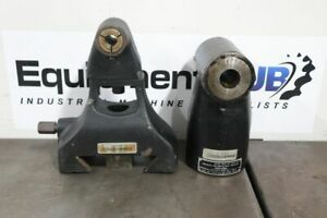 Bridgeport Textron R8 Right Angle & Horizontal Milling Attachment