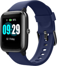 Smart Watch for Android/Samsung/iPhone, Activity Fitness Tracker with IP68 Water