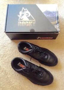 Rocky TMC Postal Approved Duty Work Shoes Men's Size 9.5 EW (EXTRA Wide) NEW