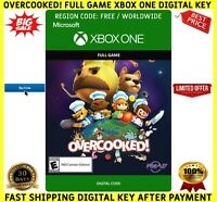Overcooked Xbox One 🔑 Code Region Free ✔ [No CD/DVD] ✅ FAST DELIVERY ✅