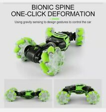 1:16 Stunt RC Car Double Side Twisting Vehicle Drift Car Driving Toy