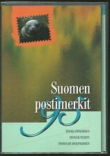 FINLAND stamps - Official Year Set 1995 MNH (4 scans)