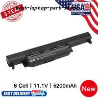 A32-K55 A33-K55 Battery for ASUS K55 Serie K55A K55D K55DE K55DR K55N K55V K55VM