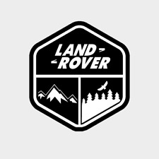 Land Rover Adventure Discovery Defender Series 1 2 Cars Creative Decal Stickers