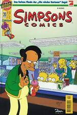 Simpsons Comics 20 (z0-1), panini