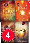 The Secret Series 4 Books Collection Set Hero, Power, Magic, Secret [Paperback]