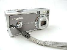 Canon PowerShot A400  3.2 MP Digital Camera Silver