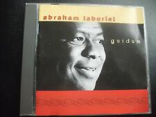 ABRAHAM  LABORIEL   -   GUIDUM ,   CD  1994 ,    FUSION  JAZZ